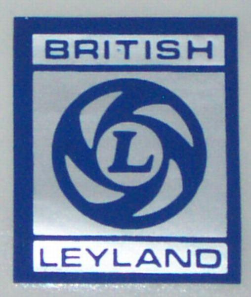 British Leyland Special Tuning Rocker Cover Sticker